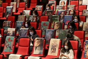 Ouverture du festival du film de Busan)