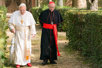 The Two Popes : crise de foi ★★★★