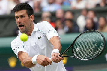 Wimbledon Djokovic poursuivra sa quête de l'histoire)