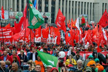 Rassemblements pour des «élections honnêtes» à Moscou