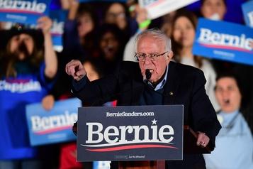 Primaires démocrates: Bernie Sanders joue gros au Nevada