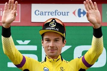 Primoz Roglic remporte le Tour d'Espagne
