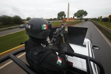 Violence des narcotrafiquants  Le Mexique poursuit des fabricants d'armes américains)