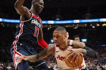 NBA: Sans séries éliminatoires pour enjeu, Damian Lillard dit qu'il ne rejouera pas)