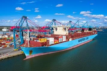 Transport maritime Le retour à la normale pourrait prendre un an, estime le président de la Fed)