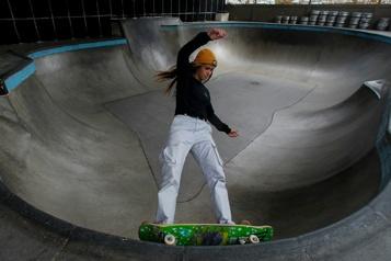 Brésil Le skateboard féminin en essor après les JO de Tokyo)