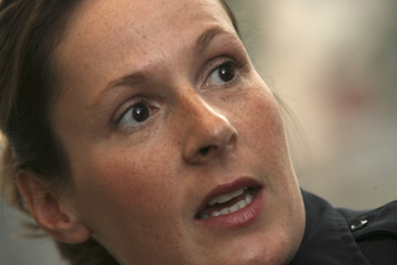 L'ex-policière qui a abattu Daunte Wright accusée d'homicide involontaire)