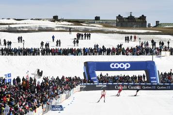 Coupe du monde de ski de fond de Québec: la conférence de presse annulée