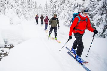 Guide pratique pour s'initier au ski de hauteroute