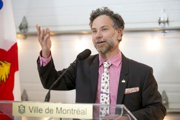 Rosemont–La Petite-Patrie Le maire François William Croteau ne se représentera pas )