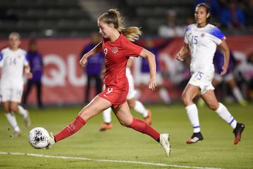 Tournoi de la Concacaf: quatre Canadiennes parmi les étoiles