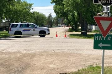 Saskatchewan Un policier de la GRC de 26 ans perd la vie en service)