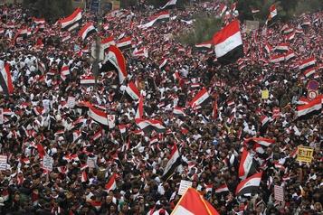 Bagdad: deux manifestants tués, dans une manifestation pro-réformes en Irak