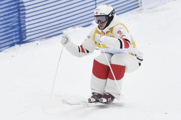 Ski acrobatique Mikaël Kingsbury annonce son retour)