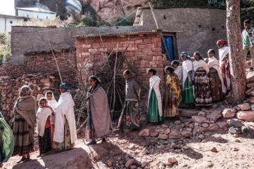 Déclaration du Conseil de sécurité sur le Tigré Chine et Russie s'y opposent, le projet est abandonné)