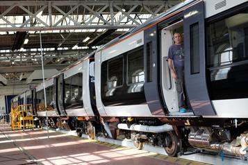 Vente à Alstom Bombardier touchera un peu moins pour sa division Transport)