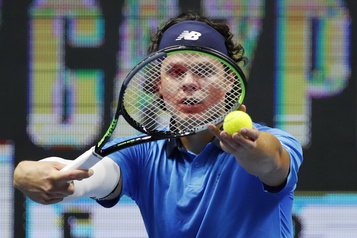 Classement ATP Raonic remonte dans le top20, Auger-Aliassime reste22e)