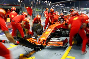 F1: fiabilité et régularité, clés d'une saison2020 réduite, mais plus dense)
