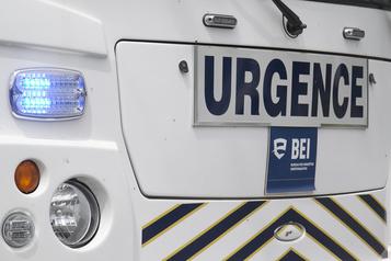 Le BEI enquête sur la mort d'un homme à Sherbrooke)