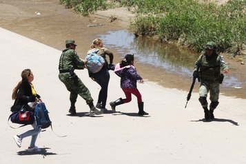 Le Mexique viole les droits des migrants clandestins, selon Human Rights Watch