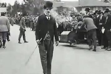 Smile Un spectacle de cirque québécois inspiré de l'œuvre de Chaplin