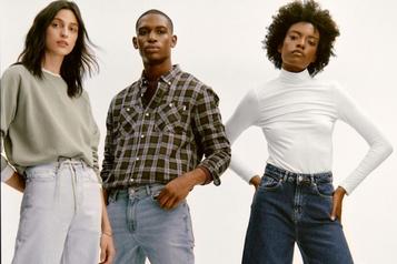 De vieux jeans pour en faire denouveaux