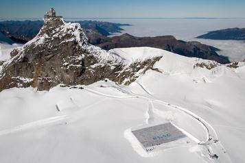 Le plus grand glacier des Alpes pourrait disparaître d'ici 2100