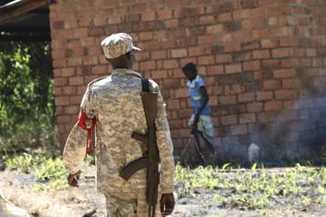 Soudan Déploiement de troupes et calme au Darfour après des heurts sanglants)