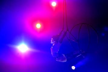La Caisse perd 228millions avec le Cirque du Soleil)