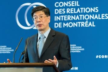 Sanctions: l'ambassadeur chinois met Ottawa en garde