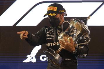 GrandPrix de Bahreïn Hamilton remporte une première bataille épique)