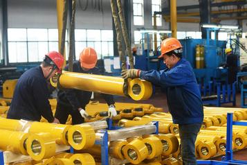 La croissance économique chinoise au plus bas en près de 30ans