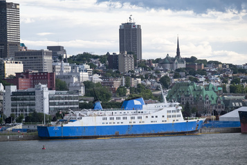 Une pétition contre l'agrandissement du port de Québec récolte 15 000 signatures