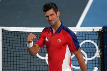 Tennis Novak Djokovic met fin aux espoirs de Kei Nishikori)