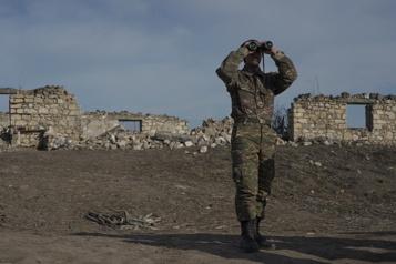 L'Arménie accuse l'Azerbaïdjan de s'être infiltré en Arménie)