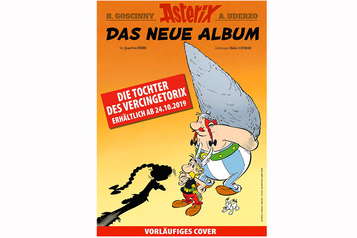 Astérix populaire en Allemagne