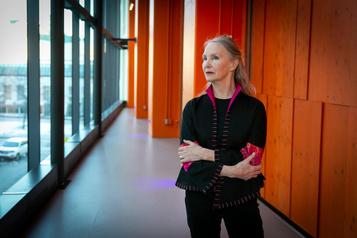 Louise Bédard, jusqu'au bout de la création