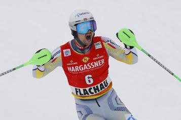 Coupe du monde de Flachau Sebastian Foss-Solevaag remporte sa première victoire en slalom)