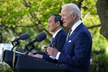 Jeux olympiques de Tokyo Joe Biden apporte son soutien au Japon pour la tenue de l'événement «cet été»)