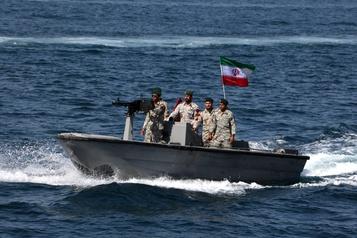 Golfe: l'Iran a saisi un navire près du détroit d'Ormuz