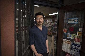 Simu Liu, prochain superhéros de Marvel: champion dutalent asiatique)