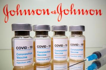 COVID-19 aux États-Unis La pause dans l'administration du vaccin Johnson&Johnson prolongée)