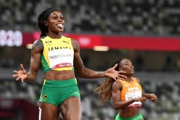 200m féminin Elaine Thompson-Herah sacrée championne olympique )