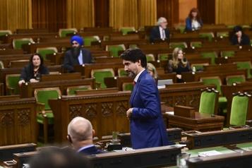 Chambre des communes Pas de vote de confiance lundi prochain)
