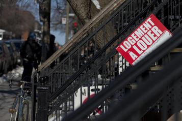 Un organisme veut que Québec gèle les loyers pour 2021)