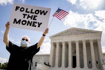 Déclarations d'impôts: revers pour Trump en Cour suprême)