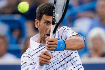Djokovic et Gasquet en demi-finales à Cincinnati, Osaka abandonne