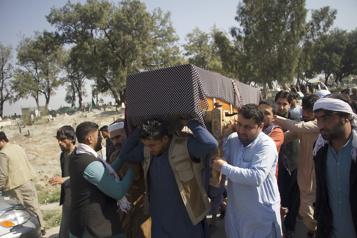 Afghanistan Peur et colère après le meurtre de trois jeunes employées d'une chaîne télé)