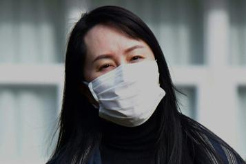 Les déclarations de Trump scrutées dans l'affaire Meng Wanzhou)