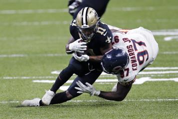 Substances améliorant les performances La NFL suspend pour deux matchs Mario Edwards fils)